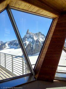 Pointe Helbronner · Alpes, Massif du Mont-Blanc, IT · GPS 45°50'45.20'' N 6°55'54.70'' E · Altitude 3445m