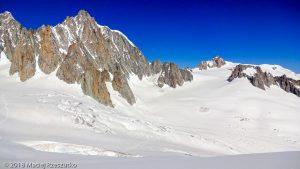 Glacier du Géant · Alpes, Massif du Mont-Blanc, IT · GPS 45°50'54.54'' N 6°55'49.14'' E · Altitude 3415m