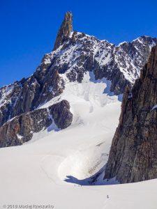 Glacier du Géant · Alpes, Massif du Mont-Blanc, IT · GPS 45°50'55.92'' N 6°55'58.30'' E · Altitude 3297m