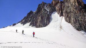 Glacier du Géant · Alpes, Massif du Mont-Blanc, IT · GPS 45°51'12.45'' N 6°56'25.47'' E · Altitude 3312m