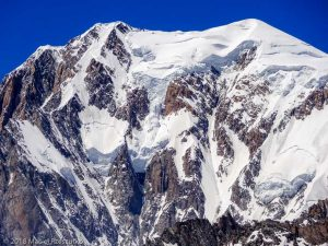 Pointe Helbronner · Alpes, Massif du Mont-Blanc, IT · GPS 45°50'45.20'' N 6°55'54.70'' E · Altitude 3445m