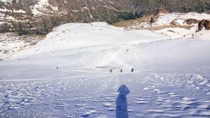 Glacier du Grand Paradis · Alpes, Massif du Grand Paradis, Valsavarenche, IT · GPS 45°30'52.62'' N 7°15'18.88'' E · Altitude 3510m