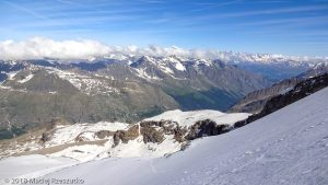 Glacier du Grand Paradis · Alpes, Massif du Grand Paradis, Valsavarenche, IT · GPS 45°30'52.63'' N 7°15'18.89'' E · Altitude 3509m