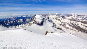 Glacier du Grand Paradis · Alpes, Massif du Grand Paradis, Valsavarenche, IT · GPS 45°30'51.13'' N 7°15'34.14'' E · Altitude 3651m