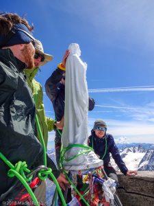 Grand Paradis · Alpes, Massif du Grand Paradis, Valsavarenche, IT · GPS 45°31'1.91'' N 7°16'5.37'' E · Altitude 4061m