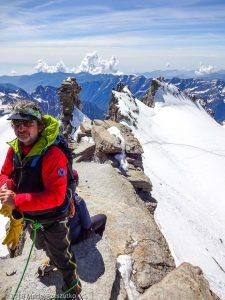 Grand Paradis · Alpes, Massif du Grand Paradis, Valsavarenche, IT · GPS 45°31'1.99'' N 7°16'5.30'' E · Altitude 4061m
