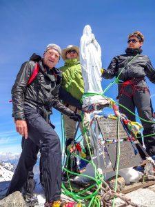 Grand Paradis · Alpes, Massif du Grand Paradis, Valsavarenche, IT · GPS 45°31'2.05'' N 7°16'5.21'' E · Altitude 4061m