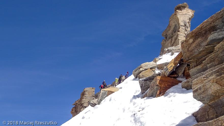 Arête sommitale du Grand Paradis · Alpes, Massif du Grand Paradis, Valsavarenche, IT · GPS 45°31'0.04'' N 7°16'6.86'' E · Altitude 3997m