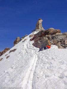 Arête sommitale du Grand Paradis · Alpes, Massif du Grand Paradis, Valsavarenche, IT · GPS 45°30'59.94'' N 7°16'6.88'' E · Altitude 4019m