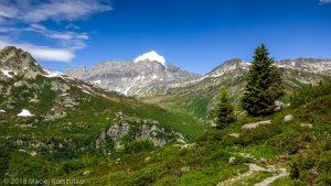 Arlevé · Alpes, Préalpes de Savoie, Aiguilles Rouges, FR · GPS 45°57'31.23'' N 6°49'55.01'' E · Altitude 1812m