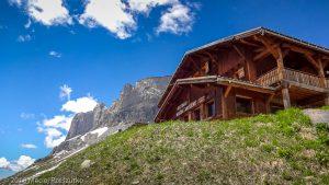 Refuge de Moëde Anterne · Alpes, Préalpes de Savoie, Aiguilles Rouges, FR · GPS 45°58'28.44'' N 6°48'2.77'' E · Altitude 1959m