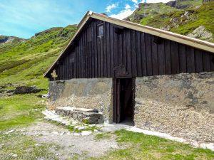 Chalets de Villy · Alpes, Préalpes de Savoie, Aiguilles Rouges, FR · GPS 45°59'31.38'' N 6°49'52.13'' E · Altitude 1859m