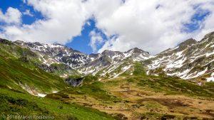 Montée au Col de Salenton · Alpes, Préalpes de Savoie, Aiguilles Rouges, FR · GPS 45°59'51.47'' N 6°49'57.41'' E · Altitude 1930m
