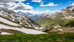 Montée au Col de Salenton · Alpes, Préalpes de Savoie, Aiguilles Rouges, FR · GPS 46°0'23.98'' N 6°50'34.52'' E · Altitude 2152m
