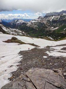 Montée au Col de Salenton · Alpes, Préalpes de Savoie, Aiguilles Rouges, FR · GPS 46°0'23.35'' N 6°51'3.84'' E · Altitude 2360m