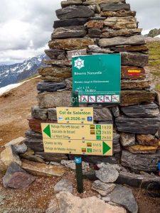 Col de Salenton · Alpes, Préalpes de Savoie, Aiguilles Rouges, FR · GPS 46°0'26.38'' N 6°51'19.10'' E · Altitude 2483m