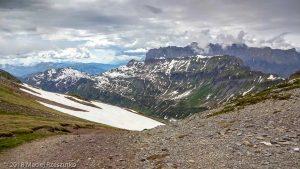 Col de Salenton · Alpes, Préalpes de Savoie, Aiguilles Rouges, FR · GPS 46°0'26.43'' N 6°51'19.00'' E · Altitude 2482m