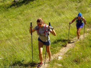 Marathon du Mont-Blanc · Alpes, Massif du Mont-Blanc, Vallée de Chamonix, FR · GPS 46°1'53.69'' N 6°56'2.63'' E · Altitude 1284m