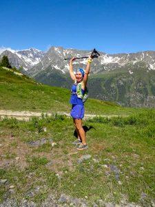 Marathon du Mont-Blanc · Alpes, Massif du Mont-Blanc, Vallée de Chamonix, FR · GPS 46°1'45.28'' N 6°56'58.60'' E · Altitude 1912m