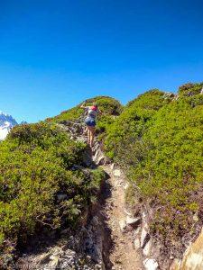 Marathon du Mont-Blanc · Alpes, Massif du Mont-Blanc, Vallée de Chamonix, FR · GPS 46°1'24.44'' N 6°56'46.91'' E · Altitude 2046m