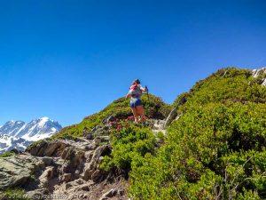 Marathon du Mont-Blanc · Alpes, Massif du Mont-Blanc, Vallée de Chamonix, FR · GPS 46°1'24.44'' N 6°56'46.56'' E · Altitude 2046m