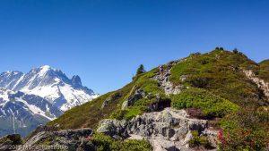 Marathon du Mont-Blanc · Alpes, Massif du Mont-Blanc, Vallée de Chamonix, FR · GPS 46°1'24.33'' N 6°56'44.59'' E · Altitude 2056m