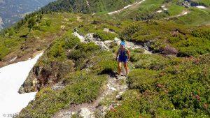 Marathon du Mont-Blanc · Alpes, Massif du Mont-Blanc, Vallée de Chamonix, FR · GPS 46°1'24.14'' N 6°56'44.39'' E · Altitude 2058m