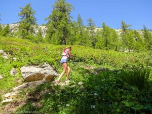 Marathon du Mont-Blanc · Alpes, Aiguilles Rouges, Vallée de Chamonix, FR · GPS 45°59'15.47'' N 6°55'4.32'' E · Altitude 1708m