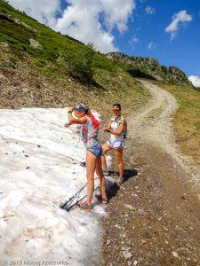 Marathon du Mont-Blanc · Alpes, Aiguilles Rouges, Vallée de Chamonix, FR · GPS 45°56'42.09'' N 6°51'13.09'' E · Altitude 1951m