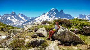 Lac Blanc · Alpes, Préalpes de Savoie, Aiguilles Rouges, FR · GPS 45°58'32.32'' N 6°53'34.81'' E · Altitude 2155m