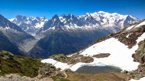 Lac Blanc · Alpes, Préalpes de Savoie, Aiguilles Rouges, FR · GPS 45°58'35.04'' N 6°53'34.43'' E · Altitude 2180m