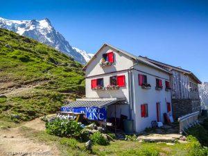 Plan de l'Aiguille · Alpes, Massif du Mont-Blanc, Vallée de Chamonix, FR · GPS 45°54'20.04'' N 6°52'57.96'' E · Altitude 2145m