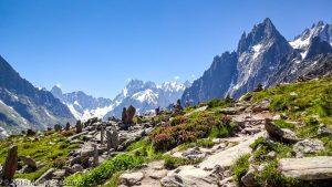 Signal Forbes · Alpes, Massif du Mont-Blanc, Vallée de Chamonix, FR · GPS 45°55'42.24'' N 6°54'43.13'' E · Altitude 2141m