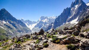Signal Forbes · Alpes, Massif du Mont-Blanc, Vallée de Chamonix, FR · GPS 45°55'42.49'' N 6°54'45.05'' E · Altitude 2147m