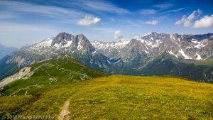 Tête de Balme · Alpes, Massif du Mont-Blanc, Vallée de Chamonix, FR · GPS 46°1'51.45'' N 6°57'55.01'' E · Altitude 2231m