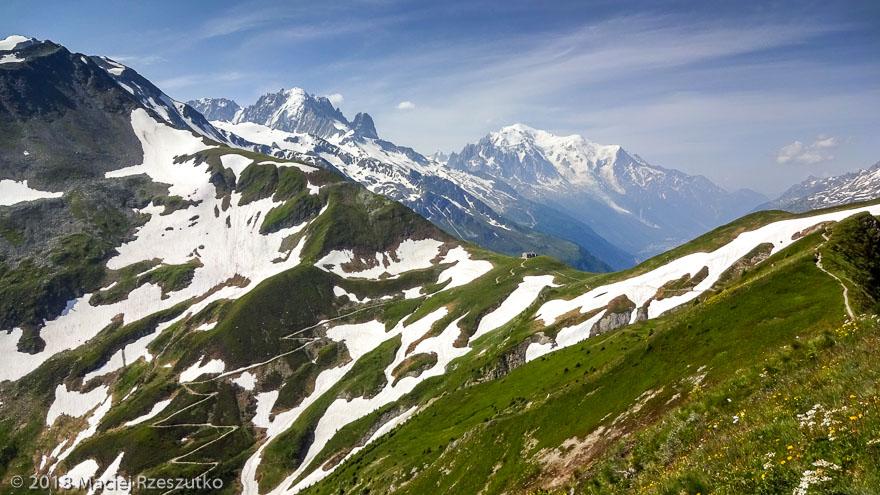 Croix de Fer · Alpes, Massif du Mont-Blanc, Vallée de Chamonix, FR · GPS 46°2'5.81'' N 6°58'28.42'' E · Altitude 2343m
