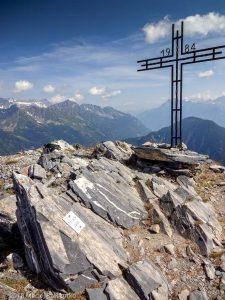 Croix de Fer · Alpes, Massif du Mont-Blanc, Vallée de Chamonix, FR · GPS 46°2'11.05'' N 6°58'34.36'' E · Altitude 2343m