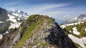 Croix de Fer · Alpes, Massif du Mont-Blanc, Vallée de Chamonix, FR · GPS 46°2'11.50'' N 6°58'34.62'' E · Altitude 2343m