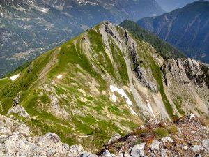 Croix de Fer · Alpes, Massif du Mont-Blanc, Vallée de Chamonix, FR · GPS 46°2'11.42'' N 6°58'34.62'' E · Altitude 2343m