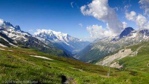 Col de Balme · Alpes, Massif du Mont-Blanc, Vallée de Chamonix, FR · GPS 46°1'34.78'' N 6°58'13.38'' E · Altitude 2152m