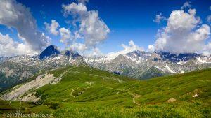 Col de Balme · Alpes, Massif du Mont-Blanc, Vallée de Chamonix, FR · GPS 46°1'33.91'' N 6°58'12.47'' E · Altitude 2151m