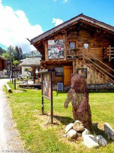 Vallorcine · Alpes, Massif du Mont-Blanc, Vallée de Chamonix, FR · GPS 46°1'56.91'' N 6°56'1.06'' E · Altitude 1257m