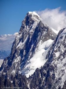 Aiguille du Midi · Alpes, Massif du Mont-Blanc, FR · GPS 45°52'46.21'' N 6°53'13.03'' E · Altitude 3842m