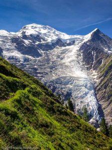 Montée à la Jonction · Alpes, Massif du Mont-Blanc, Vallée de Chamonix, FR · GPS 45°53'7.50'' N 6°51'4.02'' E · Altitude 2031m