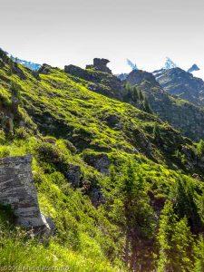 Montée à la Jonction · Alpes, Massif du Mont-Blanc, Vallée de Chamonix, FR · GPS 45°53'3.96'' N 6°51'7.81'' E · Altitude 2119m