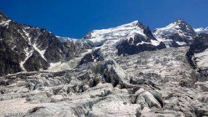 La Jonction · Alpes, Massif du Mont-Blanc, Vallée de Chamonix, FR · GPS 45°52'36.94'' N 6°51'28.59'' E · Altitude 2589m