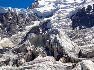 La Jonction · Alpes, Massif du Mont-Blanc, Vallée de Chamonix, FR · GPS 45°52'36.87'' N 6°51'28.56'' E · Altitude 2589m