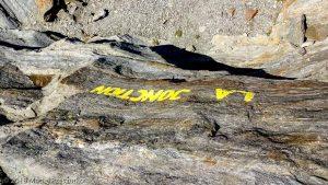 La Jonction · Alpes, Massif du Mont-Blanc, Vallée de Chamonix, FR · GPS 45°52'37.12'' N 6°51'28.70'' E · Altitude 2589m