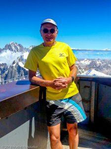 Aiguille du Midi · Alpes, Massif du Mont-Blanc, Vallée de Chamonix, FR · GPS 45°52'46.20'' N 6°53'12.97'' E · Altitude 3842m