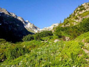 Vallon de Bérard · Alpes, Préalpes de Savoie, Aiguilles Rouges, FR · GPS 46°0'39.43'' N 6°53'2.29'' E · Altitude 1693m